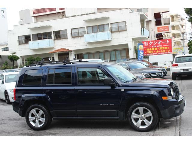 「その他」「ジープパトリオット」「SUV・クロカン」「沖縄県」の中古車10
