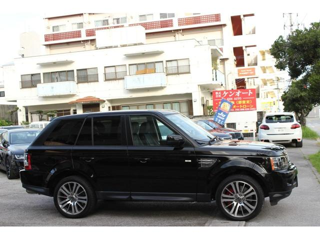 「ランドローバー」「レンジローバースポーツ」「SUV・クロカン」「沖縄県」の中古車9