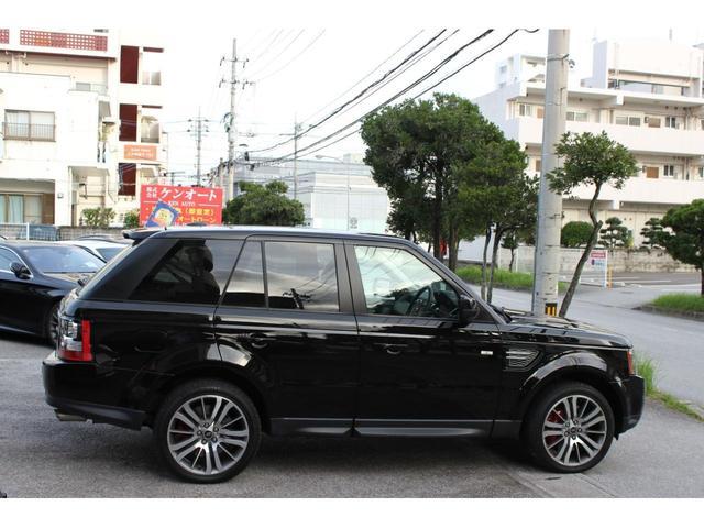 「ランドローバー」「レンジローバースポーツ」「SUV・クロカン」「沖縄県」の中古車10