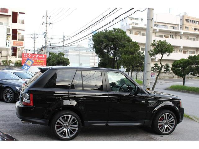 「ランドローバー」「レンジローバースポーツ」「SUV・クロカン」「沖縄県」の中古車11
