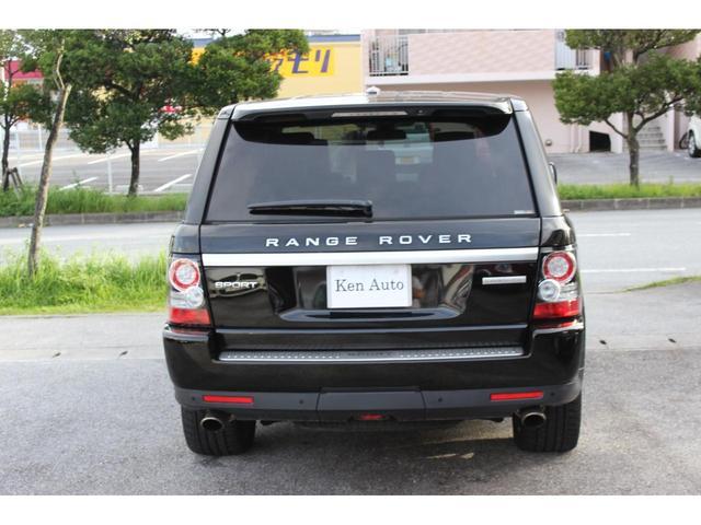 「ランドローバー」「レンジローバースポーツ」「SUV・クロカン」「沖縄県」の中古車16