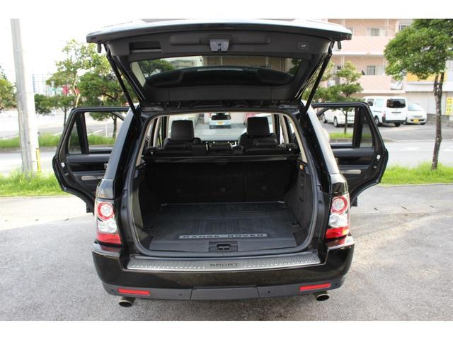 「ランドローバー」「レンジローバースポーツ」「SUV・クロカン」「沖縄県」の中古車41