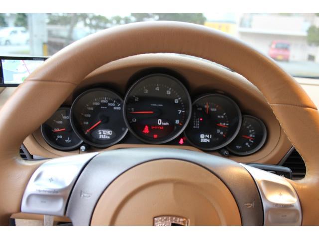 911カレラ ディーラー車・禁煙車・AW18・ベージュレザーシート・左ハンドル・ETC・サンルーフ・HIDヘッドライト(50枚目)