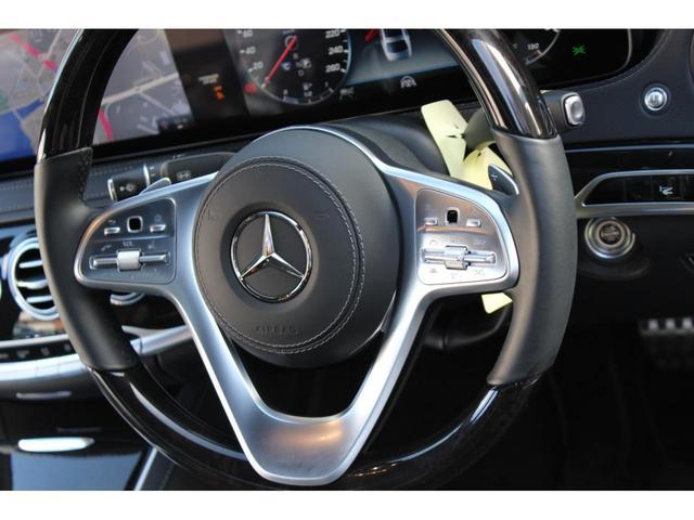 S400AMGラインレザーエクスクルーシブ パッケージ ディーラー車・禁煙車・純正ナビ TV・360カメラ・ワンオーナー・パノラミックスライディングルーフシートヒーター・シートエアコン・本土仕入(43枚目)