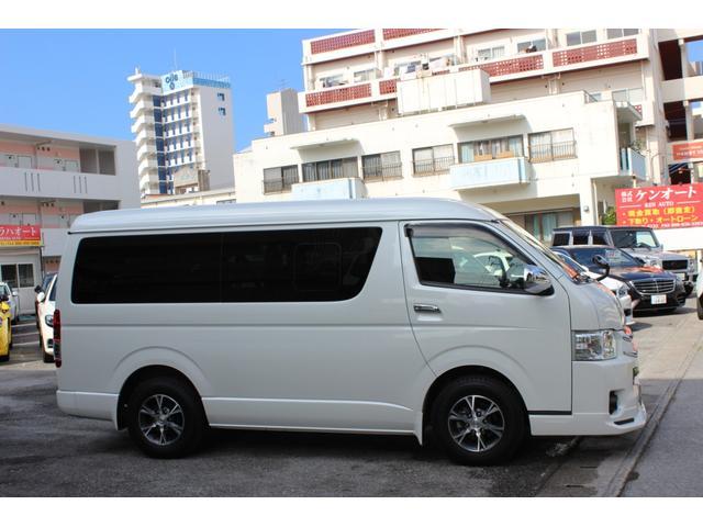 「トヨタ」「ハイエース」「ミニバン・ワンボックス」「沖縄県」の中古車6