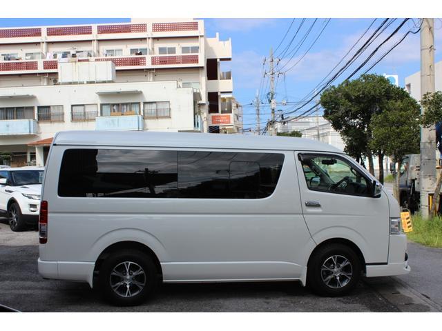 「トヨタ」「ハイエース」「ミニバン・ワンボックス」「沖縄県」の中古車7