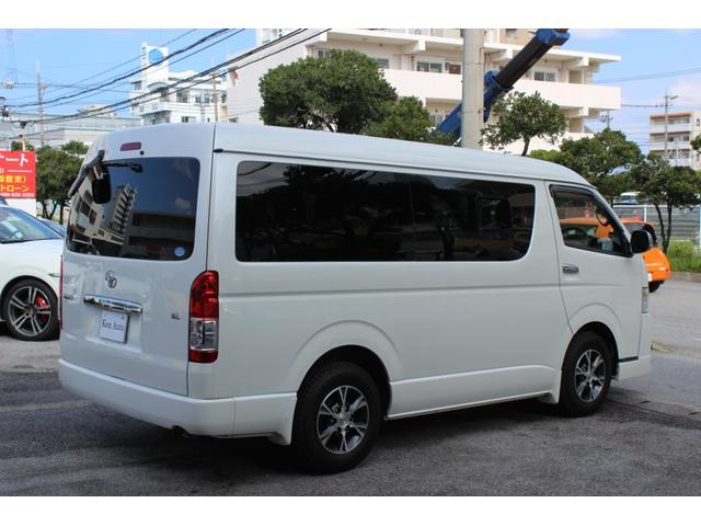 「トヨタ」「ハイエース」「ミニバン・ワンボックス」「沖縄県」の中古車9