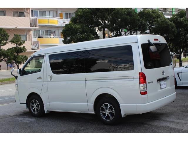 「トヨタ」「ハイエース」「ミニバン・ワンボックス」「沖縄県」の中古車16