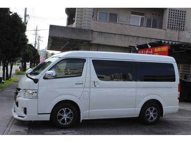 「トヨタ」「ハイエース」「ミニバン・ワンボックス」「沖縄県」の中古車19