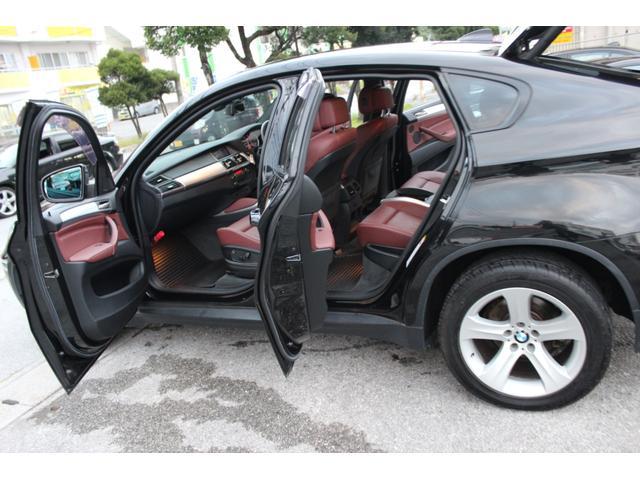 「BMW」「X6」「SUV・クロカン」「沖縄県」の中古車36