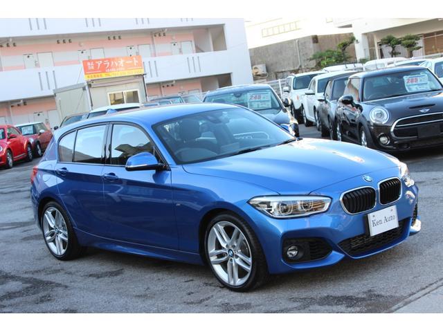 「BMW」「1シリーズ」「コンパクトカー」「沖縄県」の中古車5