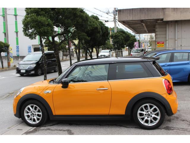 「MINI」「MINI」「コンパクトカー」「沖縄県」の中古車19