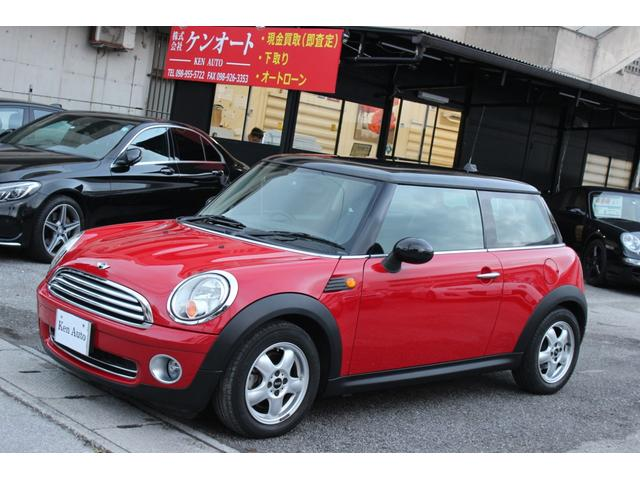 「MINI」「MINI」「コンパクトカー」「沖縄県」の中古車18