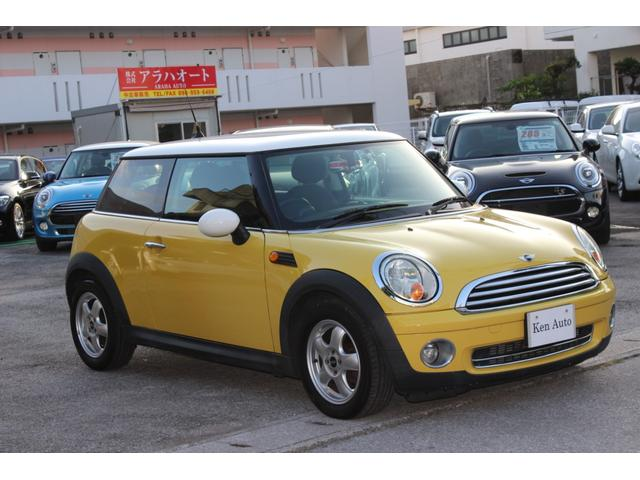 「MINI」「MINI」「コンパクトカー」「沖縄県」の中古車4