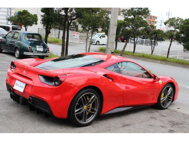 「フェラーリ」「488GTB」「クーペ」「沖縄県」の中古車9