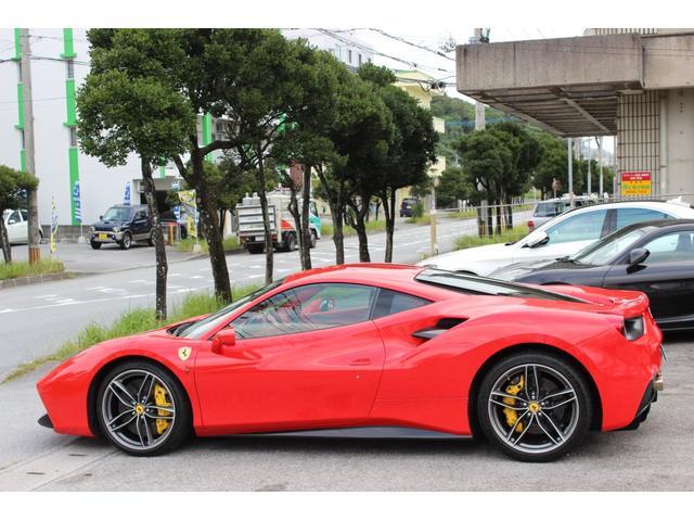 「フェラーリ」「488GTB」「クーペ」「沖縄県」の中古車16