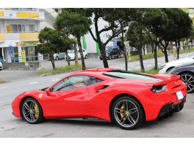 「フェラーリ」「488GTB」「クーペ」「沖縄県」の中古車21
