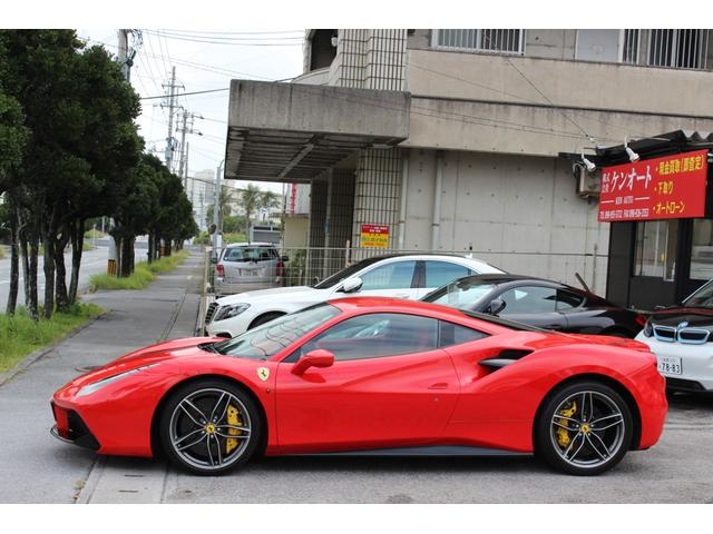「フェラーリ」「488GTB」「クーペ」「沖縄県」の中古車24