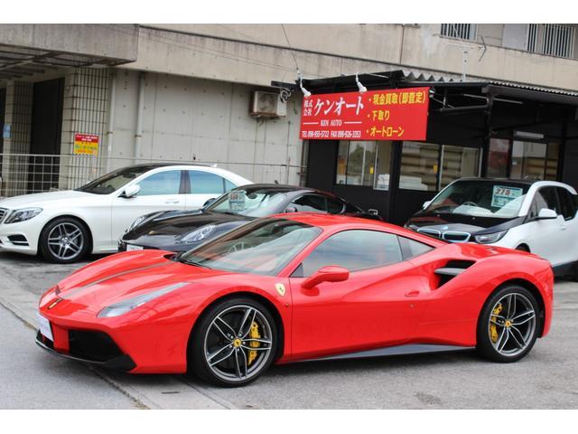 「フェラーリ」「488GTB」「クーペ」「沖縄県」の中古車26