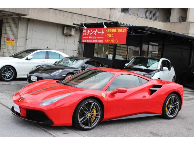 「フェラーリ」「488GTB」「クーペ」「沖縄県」の中古車27