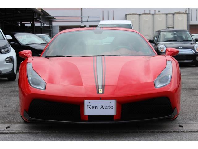 「フェラーリ」「488GTB」「クーペ」「沖縄県」の中古車33