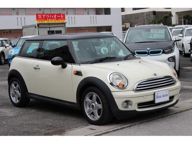 「MINI」「MINI」「コンパクトカー」「沖縄県」の中古車5