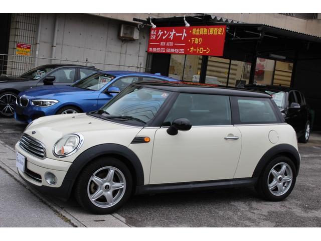 「MINI」「MINI」「コンパクトカー」「沖縄県」の中古車21