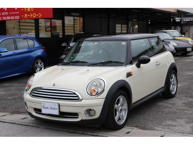 「MINI」「MINI」「コンパクトカー」「沖縄県」の中古車24