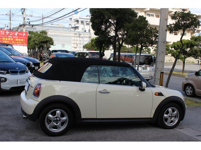 「MINI」「MINI」「オープンカー」「沖縄県」の中古車9