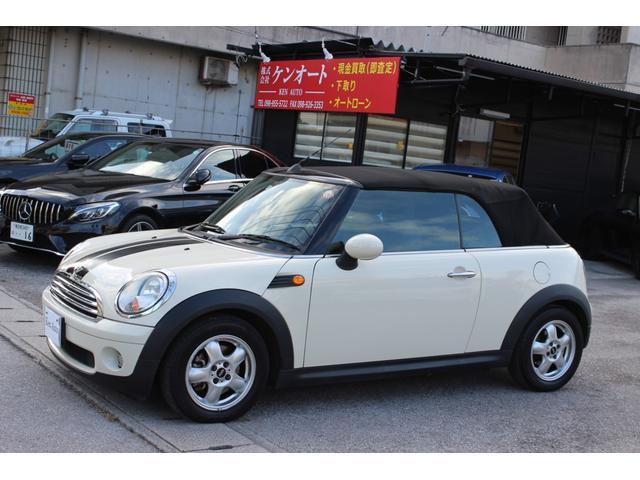 「MINI」「MINI」「オープンカー」「沖縄県」の中古車20