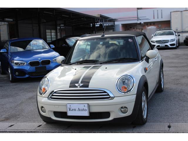 「MINI」「MINI」「オープンカー」「沖縄県」の中古車23