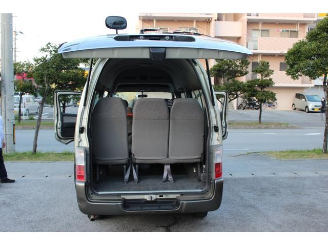 「日産」「キャラバンコーチ」「ミニバン・ワンボックス」「沖縄県」の中古車37