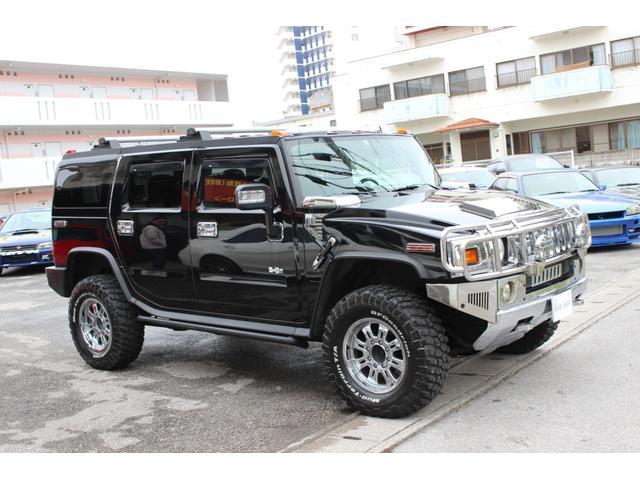 「ハマー」「ハマーH2」「SUV・クロカン」「沖縄県」の中古車6