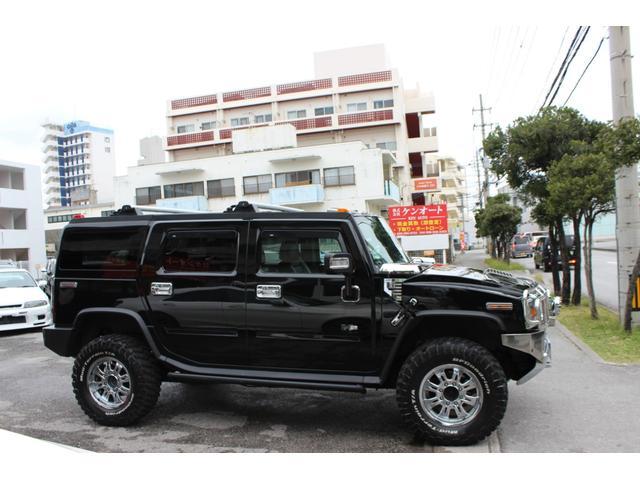 「ハマー」「ハマーH2」「SUV・クロカン」「沖縄県」の中古車7