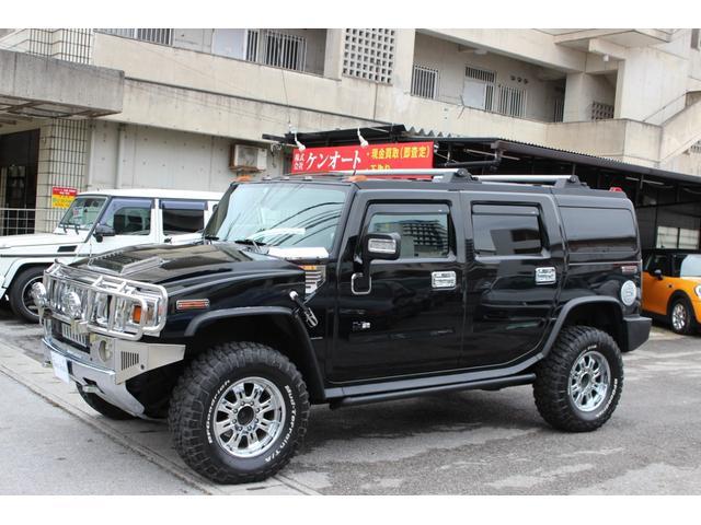 「ハマー」「ハマーH2」「SUV・クロカン」「沖縄県」の中古車19