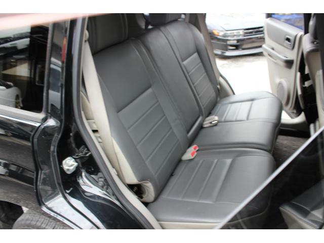 X 社外ナビ TV バックカメラ インテリジェントキー ETC シートヒーター 4WD ドアバイザー 純正AW フロアマット・本土仕入れ(28枚目)