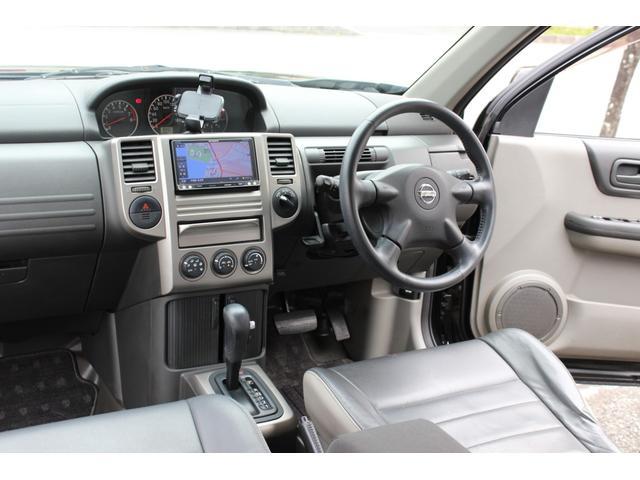 X 社外ナビ TV バックカメラ インテリジェントキー ETC シートヒーター 4WD ドアバイザー 純正AW フロアマット・本土仕入れ(32枚目)