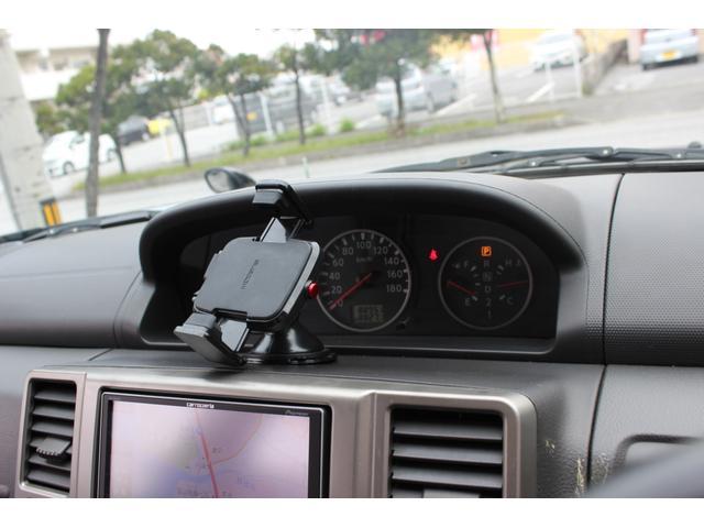 X 社外ナビ TV バックカメラ インテリジェントキー ETC シートヒーター 4WD ドアバイザー 純正AW フロアマット・本土仕入れ(34枚目)