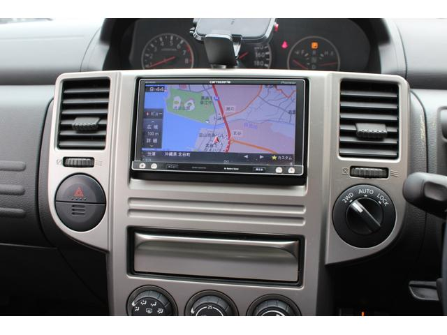 X 社外ナビ TV バックカメラ インテリジェントキー ETC シートヒーター 4WD ドアバイザー 純正AW フロアマット・本土仕入れ(35枚目)