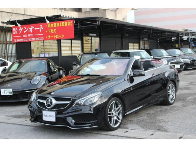 E250カブリオレ AMGスポーツPKG ディーラー車 禁煙車 純正ナビ TV レザーシート ETC 本土仕入れ(24枚目)