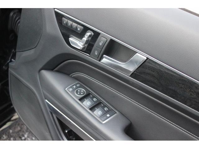 E250カブリオレ AMGスポーツPKG ディーラー車 禁煙車 純正ナビ TV レザーシート ETC 本土仕入れ(40枚目)