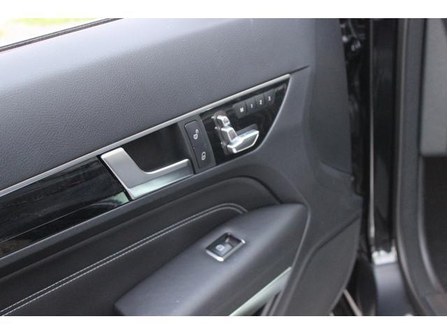 E250カブリオレ AMGスポーツPKG ディーラー車 禁煙車 純正ナビ TV レザーシート ETC 本土仕入れ(46枚目)