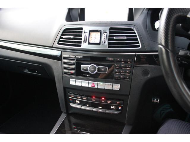 E250カブリオレ AMGスポーツPKG ディーラー車 禁煙車 純正ナビ TV レザーシート ETC 本土仕入れ(49枚目)