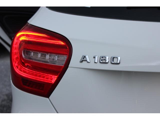 A180 ディーラー車 禁煙車 レーダーセーフティpkg Aストップ 衝突軽減 車線逸脱 自動追従 LEDヘッド ハーフレザー HDDナビTV バックカメラ ETC クリアランスソナー 本土仕入れ(32枚目)