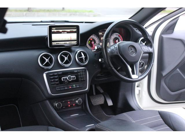 A180 ディーラー車 禁煙車 レーダーセーフティpkg Aストップ 衝突軽減 車線逸脱 自動追従 LEDヘッド ハーフレザー HDDナビTV バックカメラ ETC クリアランスソナー 本土仕入れ(36枚目)