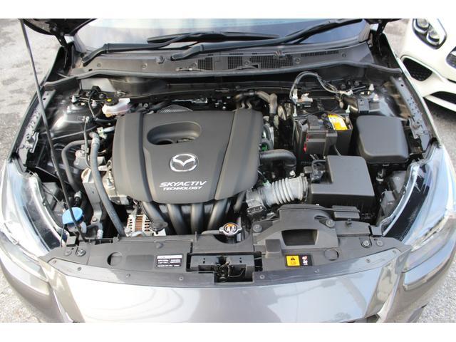 15S ワンオーナー 禁煙車 LEDヘッドライト スマートシティブレーキサポート ブラインドスポット 直線逸脱警報 パーキングセンサー シートヒーター アドバンスドキー ETC Bluetooth Bカメラ(52枚目)