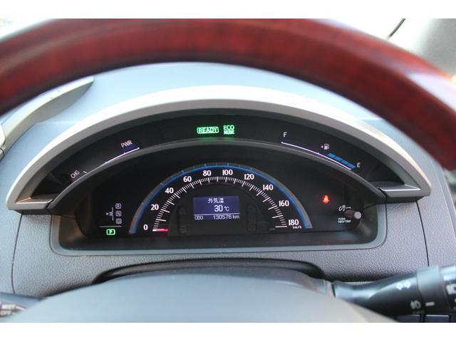 S LEDエディション メーカーHDDナビ TV スマートキー バックカメラ クルーズコントロール ETC LEDヘッドライト 純正18インチAW(45枚目)