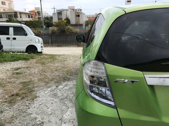 「ホンダ」「フィット」「コンパクトカー」「沖縄県」の中古車35