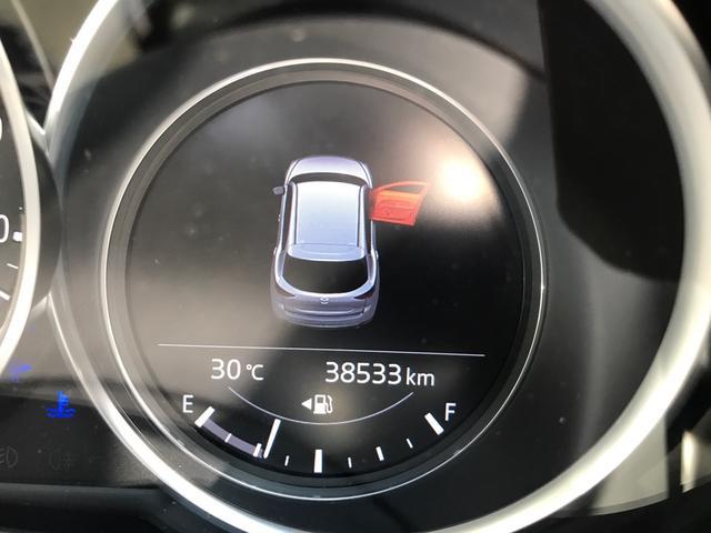 XD Lパッケージ ディーゼルターボ サンルーフ 純正ナビ Bluetooth フルセグTV BOSEスピーカー ドライブレコーダーパイオニア製 新車保証継承(19枚目)