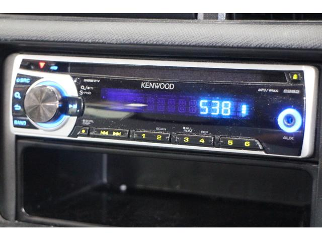 AUX機能付CDオーディオ